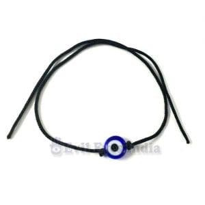 Basic Blue Bead Evil Eye Bracelet for Boys