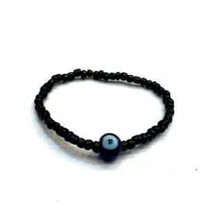 Basic Evil Eye Bracelet