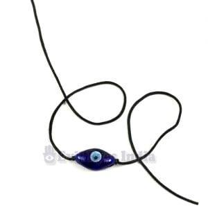 Eye Shaped Bead Evil Eyes Bracelet for Men