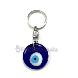 Basic Evil Eye Keychain