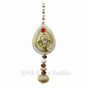 Ganesh Ji Hanging with Evil Eyes