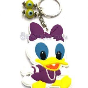Daffu-Duck-Evil-Eye-Keyring