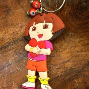 Dora-Heart-Keychain-2