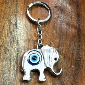 Elephant-Evil-Eye-Keychain-