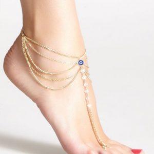 Evil Eye Anklets