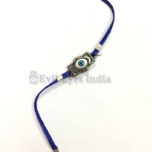 Abstract Evil Eye Bracelet