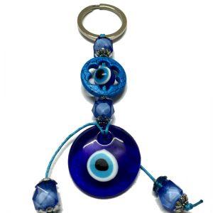 Evil Eyes Keychain