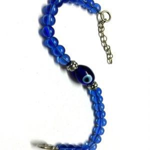 Single Evil Eye Bracelet