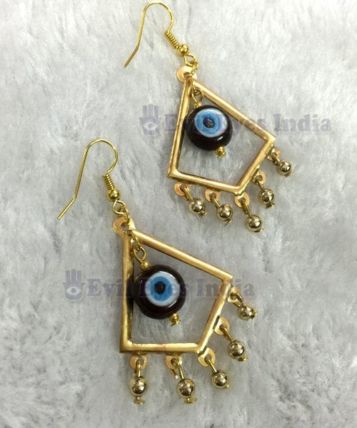 Evil-eye-Earrings