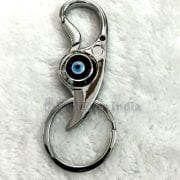 Strong and Sturdy Evil Eye Keychain