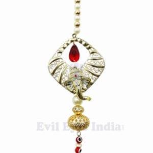 Evil Eyes Hanging with Ganesh ji