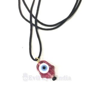 Hamsa Hand Evil Eye Pendant