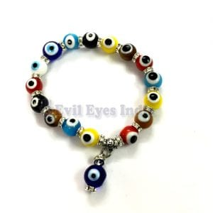 Multi-colored-Evil-Eye-Brac