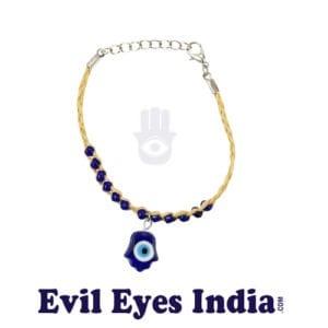 Hamsa Hand Bracelet for Good Luck