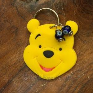 Pooh-Keychain