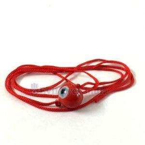 Red Evil Eye Bracelet for Men