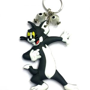 Tom with Evil Eyes Keychain