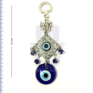 Evil Eyes Hanging with Genuine Evil Eye Beads