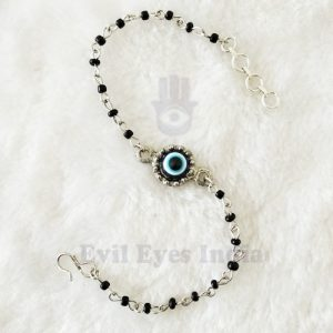 Evil Eyes Anklet for Women