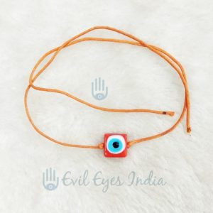 Red Evil Eye Anklet