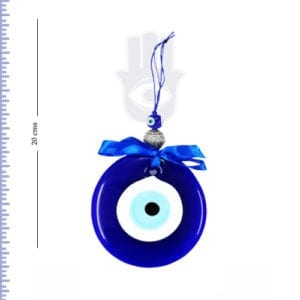 Evil Eye Hangings, you'll either love them or absolutely