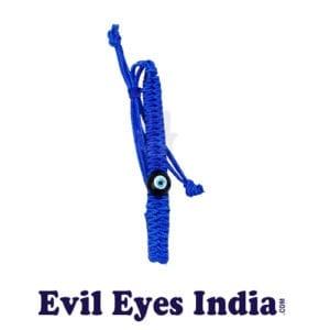 Genuine Blue Evil Eye Bead Bracelet