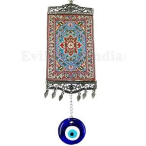 Carpet Evil Eye Hanging