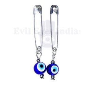 Evil Eye Baby Pins – Pack of 2