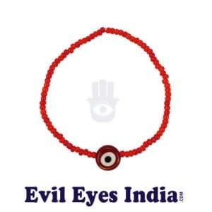 Evil Eye Red Bracelet