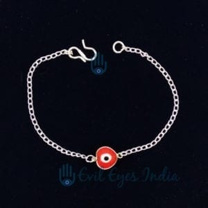 Premium Evil Eye Bracelet – Red