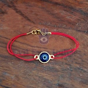 Red String Evil Eye Bracelet GDNERTB01
