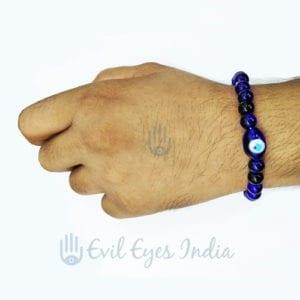 Authentic Evil Eye Bracelet (Blue)