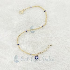 Cute Delicate Evil Eye Anklet