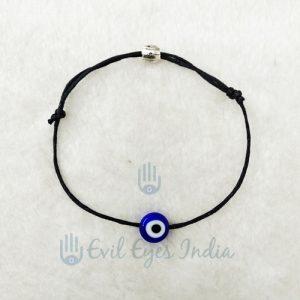 Cute Basic Blue Evil Eye Bracelet