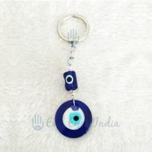 Basic Evil Eye Key Chain