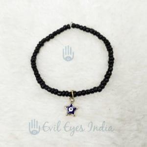 Evil eye Star Baby Bracelet For Protection