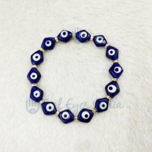 Authentic Evil Eye Blue Beads Bracelet