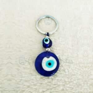 Basic Evil Eye Keychain